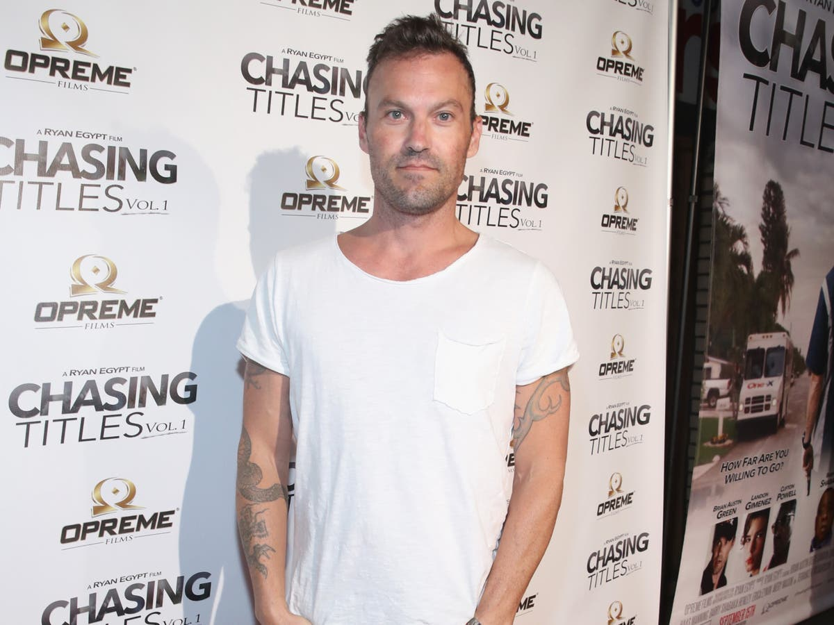 Everything you need to know about Brian Austin Green on Dancing with the Stars