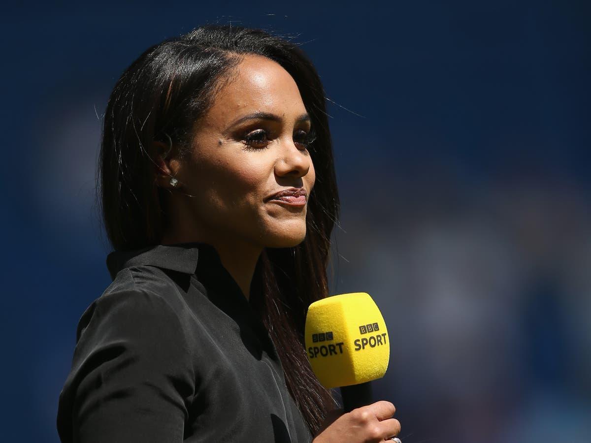 Alex Scott replaces Sue Barker as A Question of Sport host