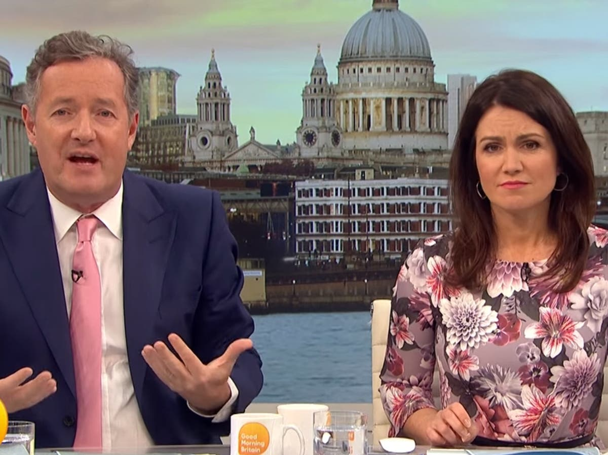 Good Morning Britain ratings sink to 450,000 viewers after Piers Morgan exit