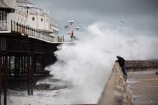 英国天气: 最新的气象局预报
