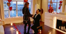 Man spends £10,000 for one night at The Savoy to propose to his girlfriend on Valentine's Day