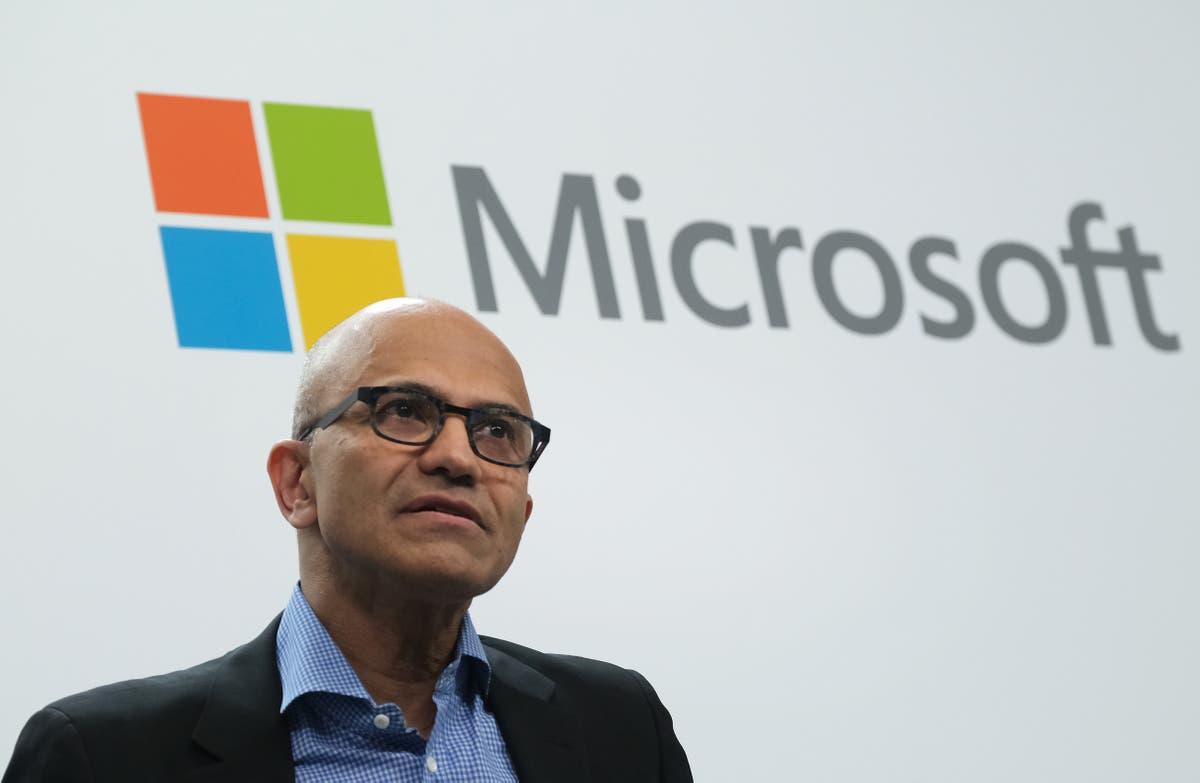 """Le PDG de Microsoft révèle que la """"chose la plus étrange"""" sur laquelle il a jamais travaillé était pour Donald Trump"""