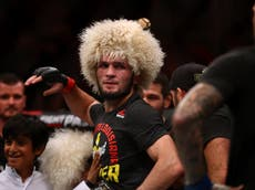 What time does Khabib vs Gaethje start and how can I watch UFC 254?