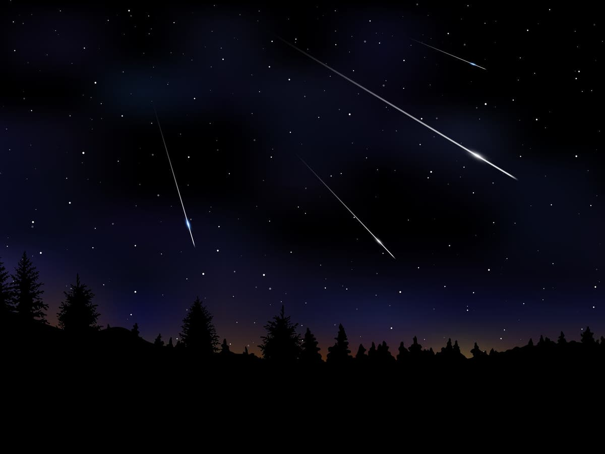 How to watch the spectacular Orionid meteor shower tonight