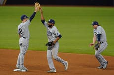 Column: Rays hungry for more after evening up World Series