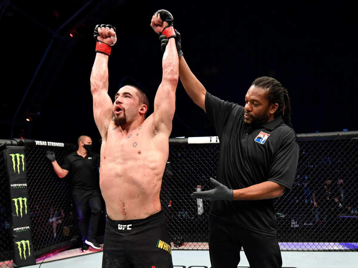 Rebalanced Robert Whittaker returns to 'Fight Island' at UFC 254