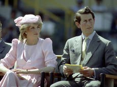 Charles and Diana's first meeting: The story of their courtship
