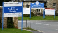 NHS summer crisis: Hospital suspends all inpatient surgery for three weeks over bed shortages