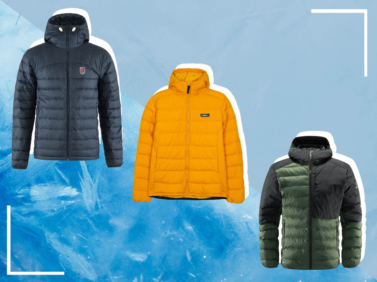 10 best men's down and insulated jackets that keep out the cold