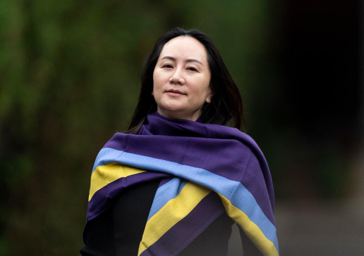 Executivo da Huawei será liberado do Canadá de volta à China após disputa de três anos