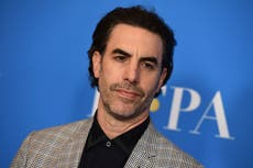 Sacha Baron Cohen urges Mark Zuckerberg and Jack Dorsey to take action on racism against England footballers