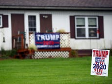 Police say three people shot over stolen Trump yard sign confrontation