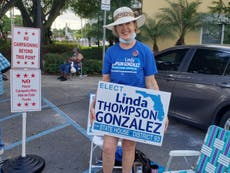 Inside the effort to flip the last Republican seat in Broward County, Florida