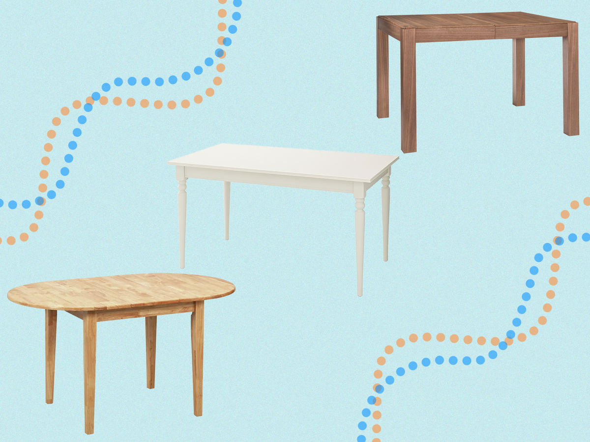 8 best extendable dining tables: Make the most of small spaces