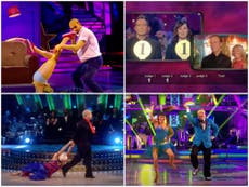 12 most memorable Strictly moments of all time