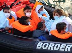 Asylum seekers jailed for steering dinghies across Channel despite 'not being part of criminal gangs'