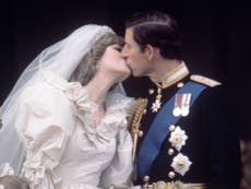 How to watch Prince Charles and Princess Diana's wedding ceremony in full