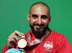 How lockdown sparked Ali Jawad's 'second chance' at Paralympic glory