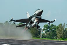 Armed F-16 intercepts small plane over New York as Biden addresses UN General Assembly