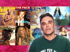 David LaChapelle: 'There aren't people like Britney and Paris Hilton in the zeitgeist anymore'