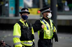 Police struggling to tackle rising extremism because of 'weak' government response