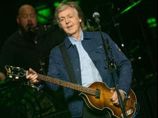 Paul McCartney says new Beatles documentary is 'proof' he is not responsible for band's split