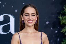 Emilia Clarke jokes about secrecy around her Marvel debut: 'I am convinced there is a man outside my house'