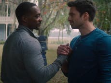 Anthony Mackie faces backlash from Marvel fans over comments about Sam and Bucky's relationship