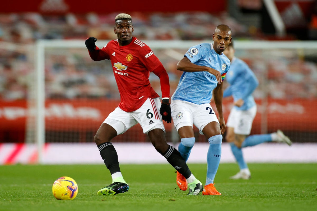 Manchester 联合的 vs Man City result: Five things we learned from drab,  dull derby draw | The Independent