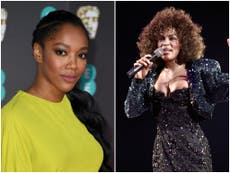 Naomi Ackie: End of the F***ing World star to play Whitney Houston in biopic I Wanna Dance With Somebody