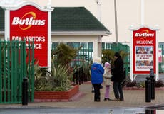 Butlins holidaymakers evacuated after suspicious device found in car park