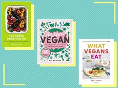 8 best vegan cookbooks to help you go meat and dairy free in 2021