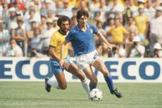 Paolo Rossi: Fallen football idol who won redemption at the World Cup