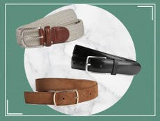 8 best men's belts that complement any outfit