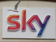Sky Internet et Now TV tombent en panne en Écosse