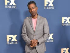 Chris Rock reveals he increased therapy sessions to seven hours a week when pandemic began