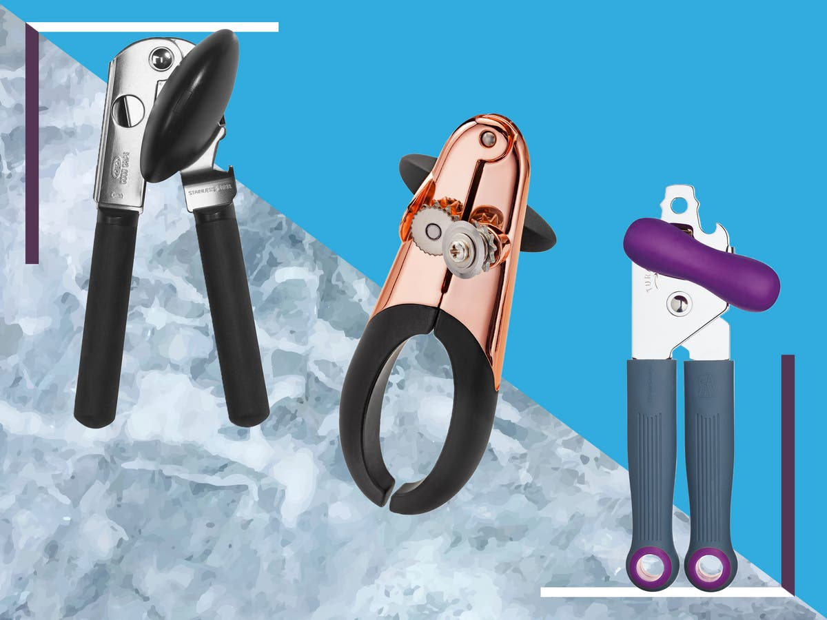 9 best can openers that make light work of tough tins