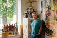 Keith Newstead: Automata artist who brought mechanical sculpture to a wider audience