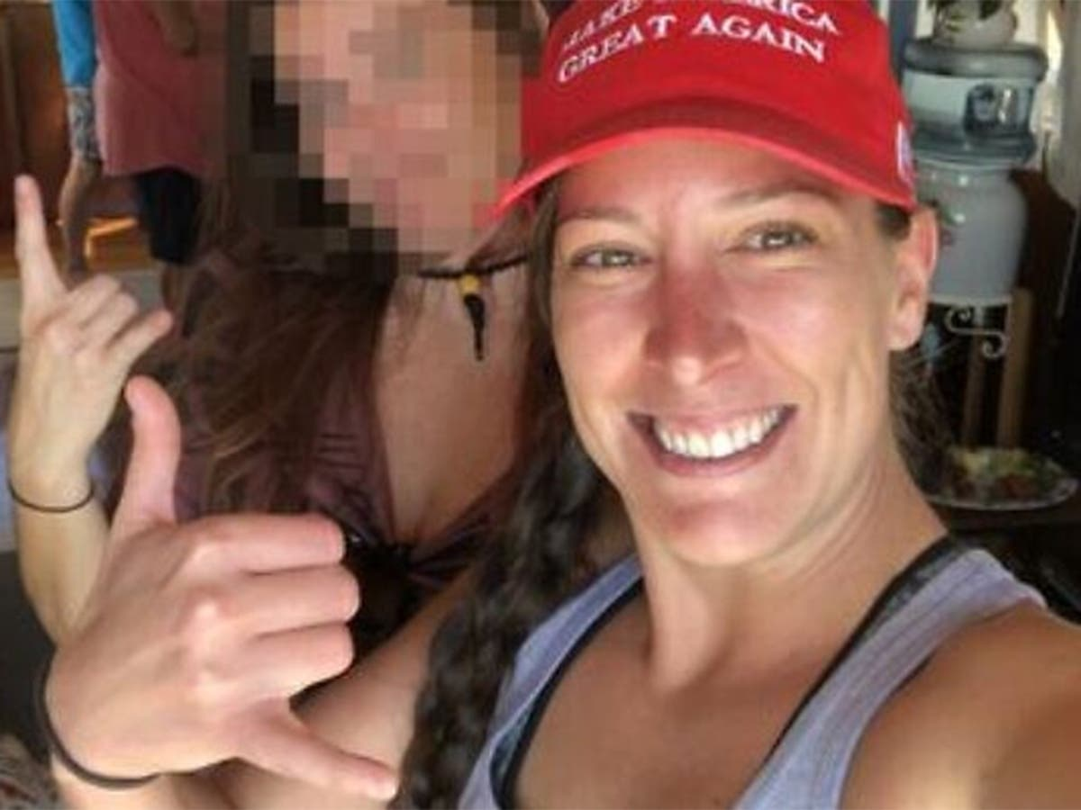 Trump is embracing a dangerous racist conspiracy theory about Ashli Babbitt's death | Michael Arceneaux