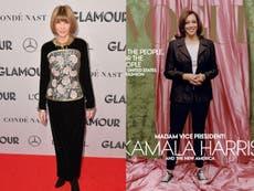 Anna Wintour defends Vogue cover featuring Kamala Harris