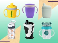 11 best toddler cups and beakers for learning to drink independently
