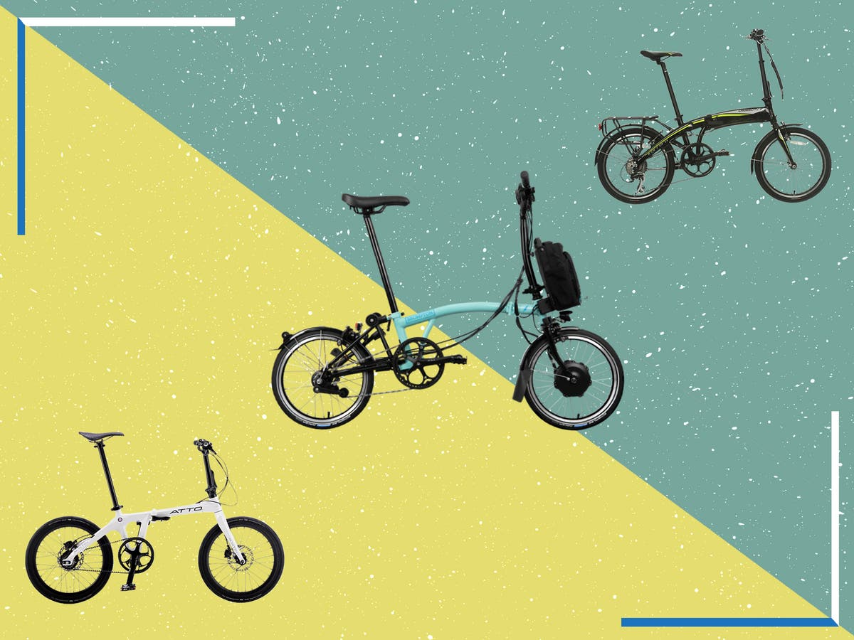Hassle-free wheels – make commuting a doddle with these folding bikes