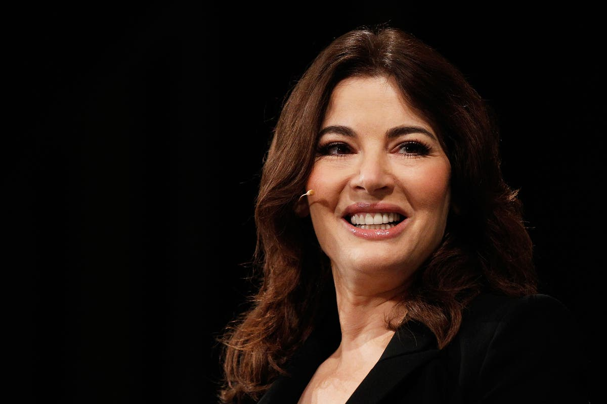 Nigella Lawson lasted two weeks on vegan diet before she 'needed eggs, suddenly'