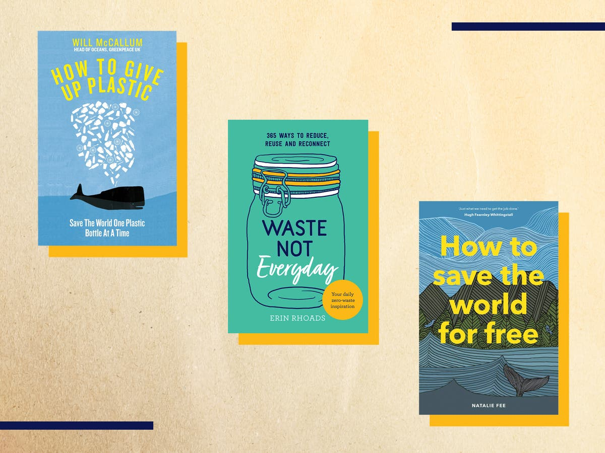 10 best plastic-free books to help you lead a greener life