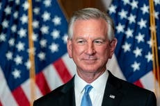 GOP senators hid in closet during Capitol riot, Tommy Tuberville says