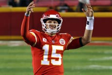 Kansas City Chiefs are not satisfied with one Super Bowl win, says Patrick Mahomes