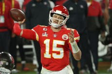 Pat Mahomes's family attack referees, ESPN and Gisele Bündchen after Super Bowl blowout