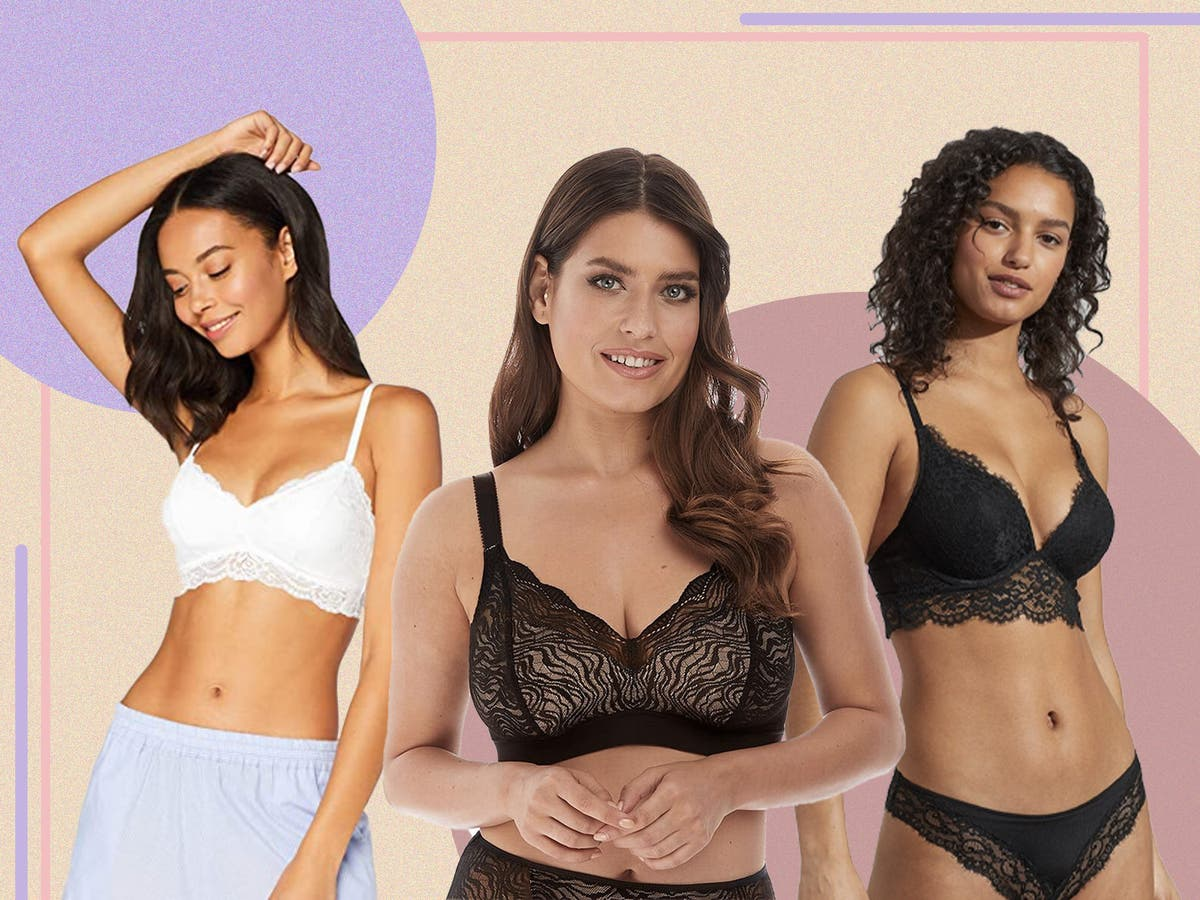 10 best bralettes that are so comfy you won't want to take them off