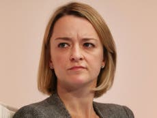 'He didn't answer my question': BBC's Kuenssberg complains about PM in microphone blunder at Covid briefing