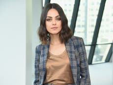 Mila Kunis defends not bathing her children 'until you can see dirt on them'